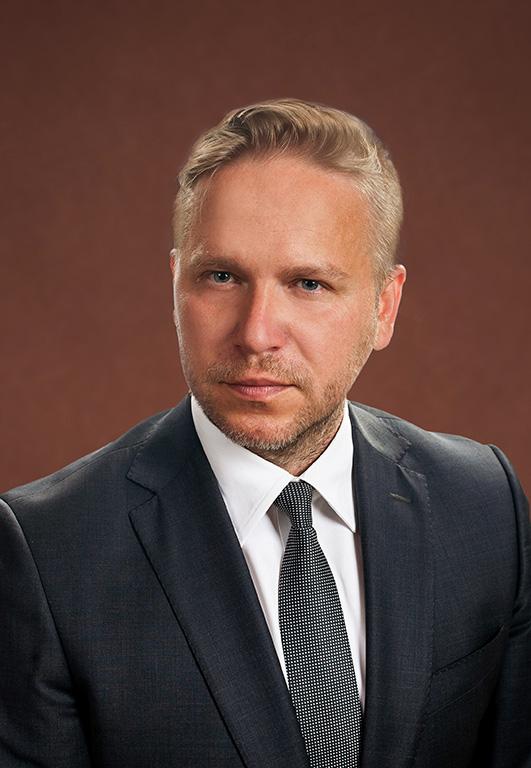 dr Marcin Trydeński